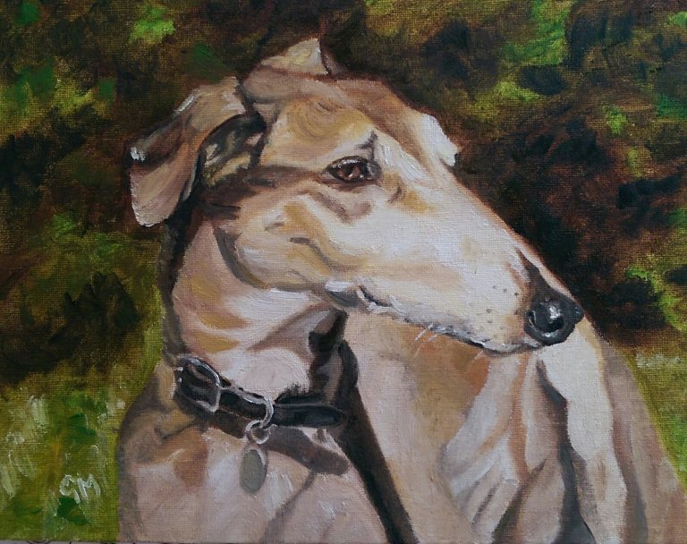 Canine, Artist, Georgie McBurney, Dorset, Somerset