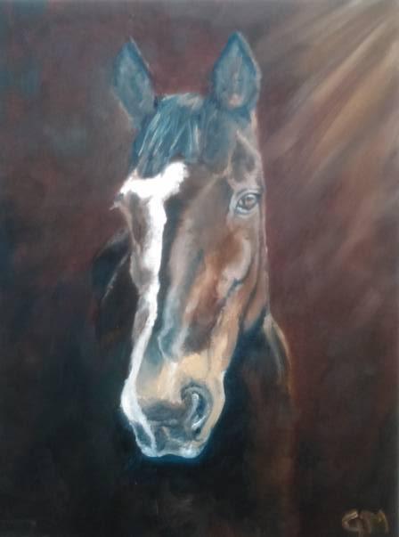 Equine, Portrait, Georgie McBurney, Somerset, Dorset