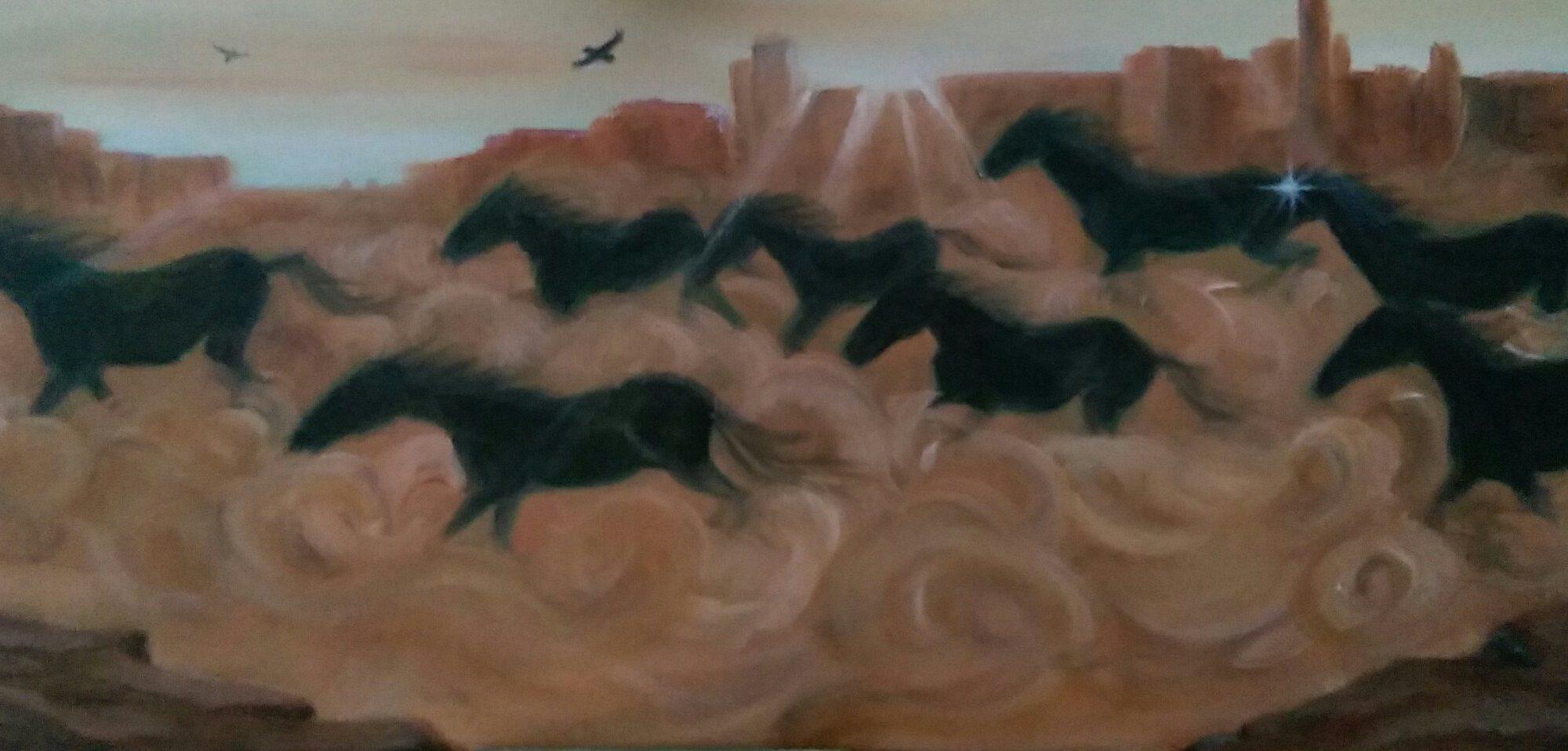 Equine, Artist, Spiritual, Psychic, UK