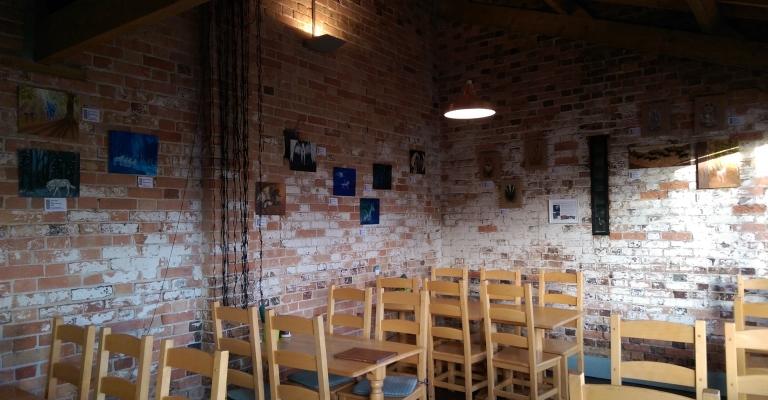 Engine Room, Artwey, Exhibition, Georgie McBurney